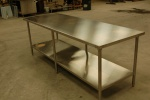 Table with Undershelf