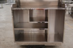 Mirror Polish Hostess Counter
