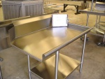 Small Table with Undershelf