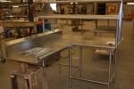 Table with Overshelf
