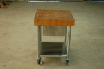 Small Rolling Cart